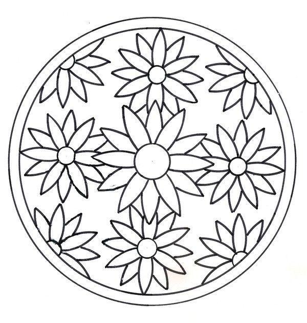 Mandala - Imprimer des mandalas gratuit ...