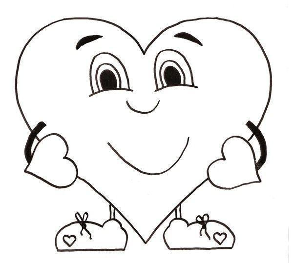 Bonhomme coeur - Coeur en dessin ...