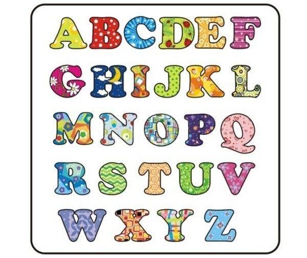 Alphabet lettre a imprimer - Lettre a decouper ...