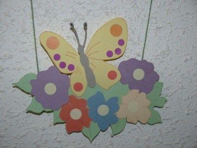 Decors de fenetre printemps for Decoration fenetre paques
