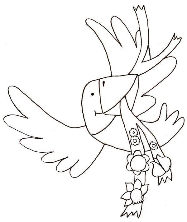 L'oiseau de printemps