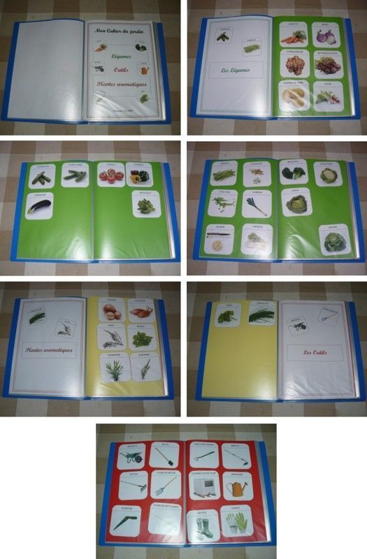 cahier du jardin activit sur le jardinage en maternelle. Black Bedroom Furniture Sets. Home Design Ideas