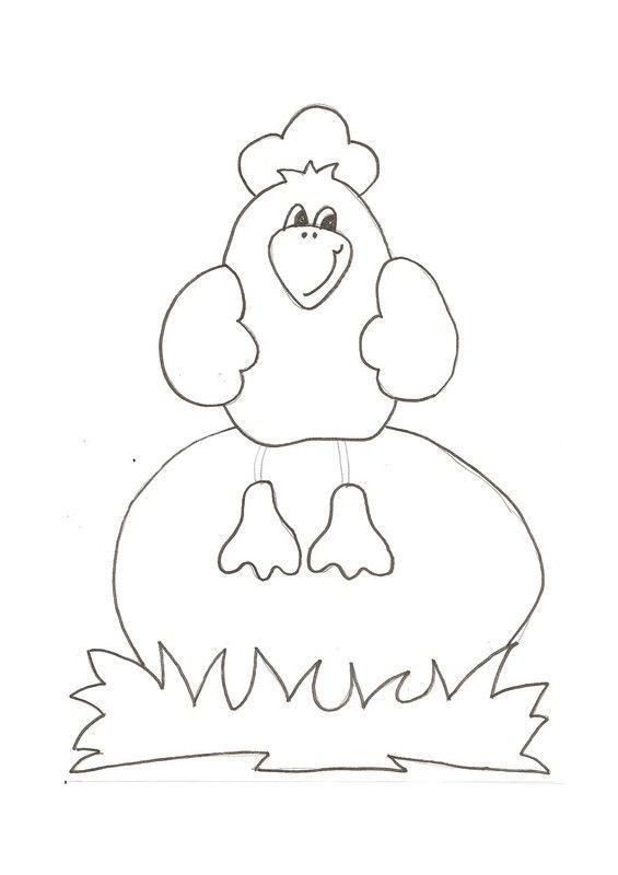 Nounou lolo 88 page 136 - Poules dessin ...