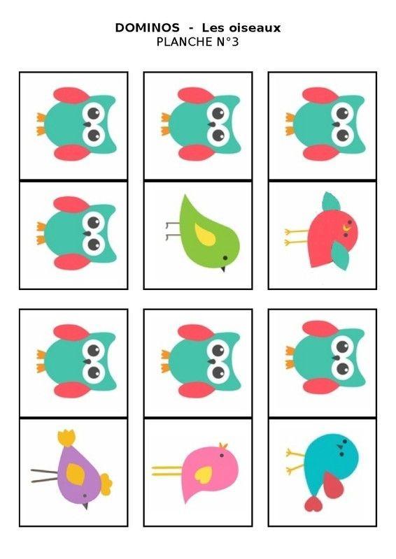 Jeux de societe page 3 - Coloriage domino ...