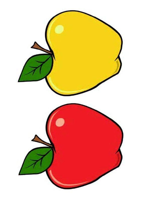 Pommes page 4 - Dessin pomme apple ...