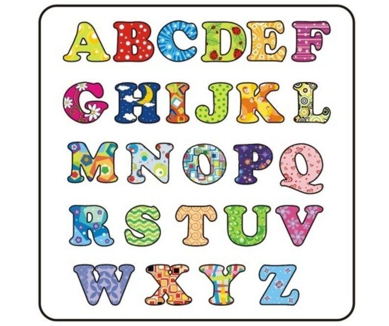 Alphabet lettre a imprimer - Grande lettre alphabet a imprimer ...