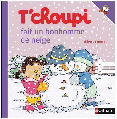 Petites lectures sur le th me janvier en blanc - Tchoupi et le cheval ...