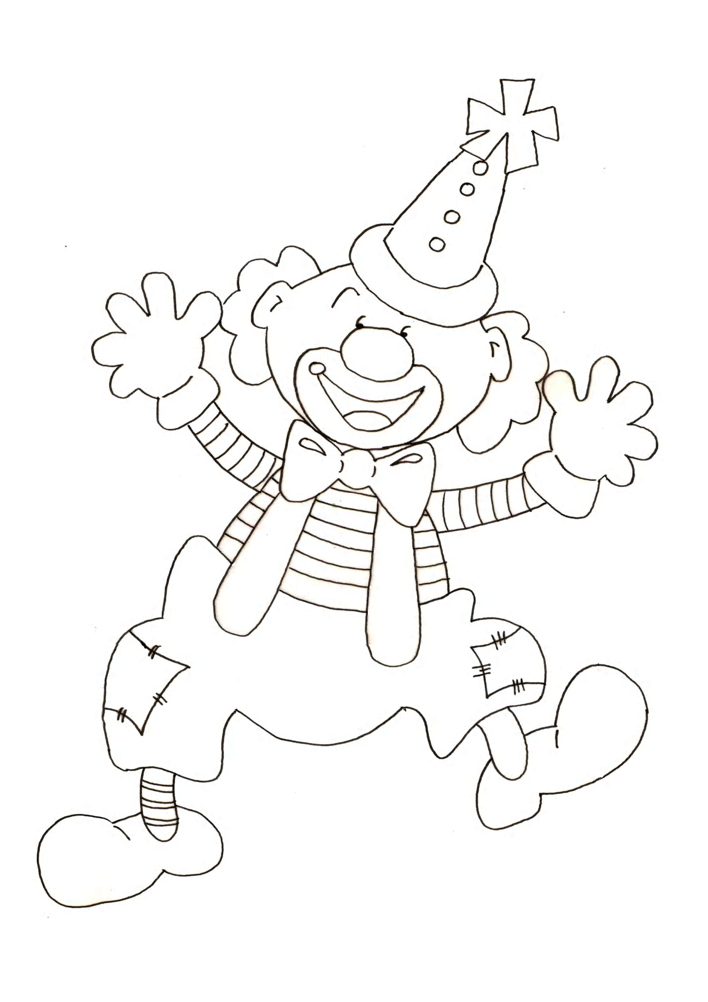 coloriage canrnaval